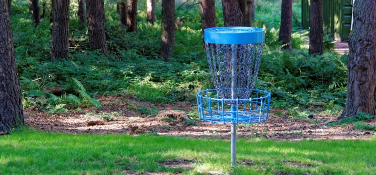 Disc golf course open, seeking donations