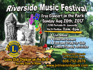 Riverside Music Festival 2017